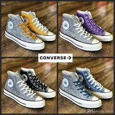 converse all star x chiara ferragni chuck sequin big eyes designer silver running shoes canvas chuck casual toylar sneakers chaussures shoes orthopedic