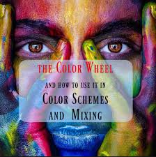 How To Use The Color Wheel To Plan Color Schemes And Color