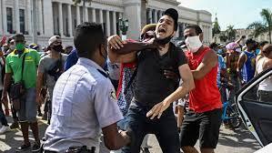 U.S. Sanctions Cuba for Crackdowns on ...