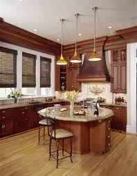 Wood Floor In The Kitchen 52 Enticing Kitchens With Light And Honey Wood Floors Pictures
