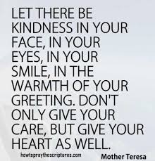 Christian Quotes On Kindness