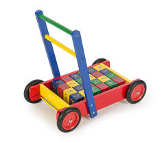 t 0171 wooden baby walker with alphabet blocks 002