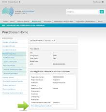 Australian Health Practitioner Regulation Agency Practitioner
