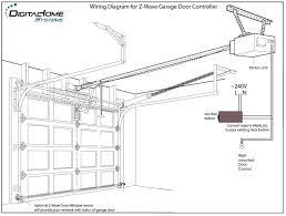 garage door openers wiring com genie garage doors door opener wiring rh dovehouse info directv genie