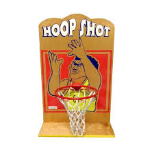 Wooden Hoop Game Wooden Hoop Shot Carnival Game Main Event Fun 32