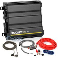 kicker cx600 1 12cx600 1 monoblock 1200w cx series class d car kicker cx600 1 600w car amplifier installation kit