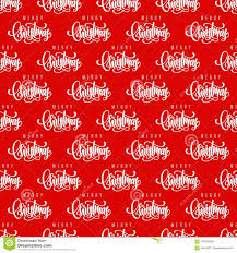 Merry Christmas Banner Print Merry Christmas Hand Lettering Seamless Pattern Background Template