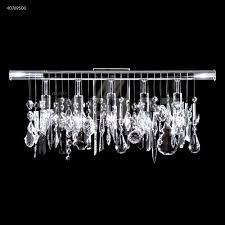 moder lighting. James R Moder 40769 5 Crystal Bath Lighting