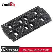 <b>SmallRig DSLR</b> Mounting Cheese Plate <b>Camera Stabilizer</b> With 1/4 ...