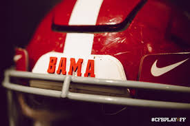 """College Football Playoff on Twitter: """"The Crimson Tide rollin' with these  unis tonight. @AlabamaFTBL x #RollTide… """""""