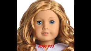 My American Girl Doll Numbers All 44
