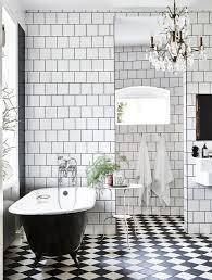 30 Klassische Und Grandiose Kariert Badezimmer Sacportalicom Medium
