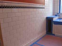 Ceramic Tile Chair Rail Choice Image - Tile Flooring Design Ideas