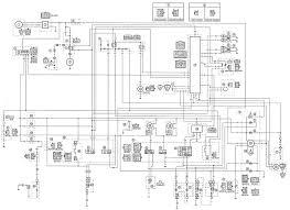 2004 yamaha aerox wiring diagram wiring diagram and schematic design yamaha aerox workshop manual at Yamaha Aerox Yq 50 Wiring Diagram