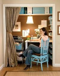 office closets. Cute Home Office Ideas A Closet Turned From Lowes Closets