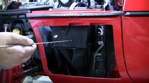 c corvette cutaway replace battery