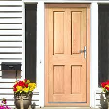 front doors outstanding external oak front door for home door ideas intended for 4 panel wooden doors