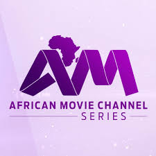 channel seed logo. african movie channel series (amc series) seed logo