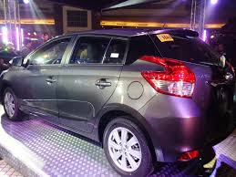 The All-New Toyota Yaris: Styled to Make a Statement
