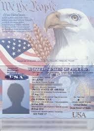 Us Passport Design Pin By Gonnalearnday On California License Passport