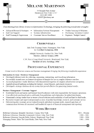 Sample Career Change Resume Career Change Resume Sample Librarian Resume Transitioning