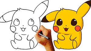 anime chibi pikachu drawing. Fine Chibi Throughout Anime Chibi Pikachu Drawing YouTube
