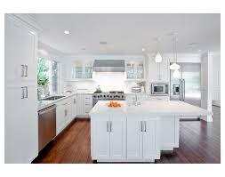 White Gloss Kitchen Designs Kitchen French Look Kitchens Luxury Sleek White Kitchen White High