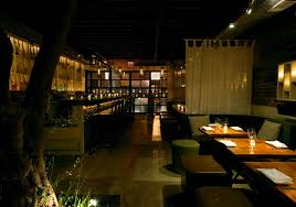 Contemporary Decor Restaurant Furniture Design Rayuela Lower East