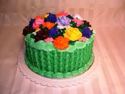 Fascinating Flower Birthday Cake Designs Wedding Academy Creative