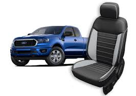 ford ranger seat covers leather seats