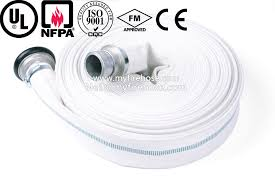 American Fire Hose And Cabinet Pvc High Pressure Wearproof Fire Water Hose Price With Fire Hose