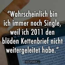 Wahrscheinlich Bin Ich Immer Noch Single Weil Ich 2011 Den