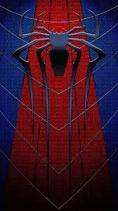 Spiderman Logo Wallpaper 4k