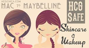 skincare and makeup s safe to use on the hcg t mac to maybelline