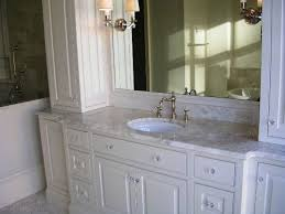 white bathroom cabinets with granite. best color for granite countertops and white bathroom cabinets | stone vanities with e