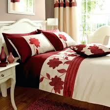 red california king duvet cover 6 foot brilliant lightshow tree white lights decoration 224 leds