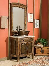 Single Vessel Sink Bathroom Vanity 36 Rustico Single Vessel Sink Bath Vanity Bathgemscom