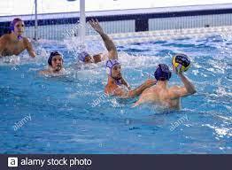 Rom, Italien. März 2021, 02nd. Dusan Mandic (Pro Recco) während der  Vorrunde II - Pro Recco vs Jug Adriatic, len Cup - Champions League  Wasserball Spiel in Rom, Italien, März 02 2021
