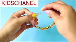 kidschanel diy glitter bracelets orbeez lava lamp finding dory