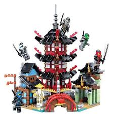 <b>LEGO NINJAGO MOVIE</b> Коллекция Головоломка Играя дом ...