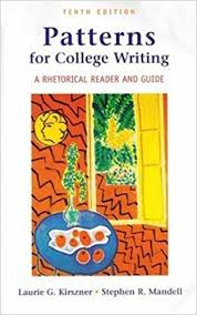 Patterns For College Writing Delectable Amazon Patterns For College Writing 48th Edition Paperback