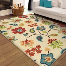 beautiful colorful rugs for your decorating floor home interior ideas flowers colorful rugs wit white