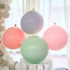 <b>36Inch Huge</b> Macaron <b>Latex</b> Balloons Wedding Birthday Party ...