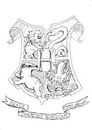 Harry Potter Coloring Pages To Print At Getdrawingscom Free For