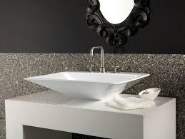 engineered stone bathroom countertops