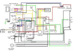 royal enfield thunderbird circuit diagram wiring diagrams improved wiring diagram