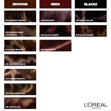 Loreal Hair Color Chart Prices Loreal Paris Casting Creme Gloss Hair Color 415 Iced Chocolate 80 Rs Off