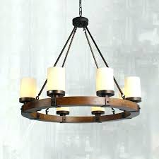 round wood light fixture rustic frame beige cylindrical glass shade 6 8 chandelier bead diy antique chandeliers fo
