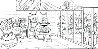 Lego Movie Coloring Page Movie Ring Pages S Lord Printable Batman