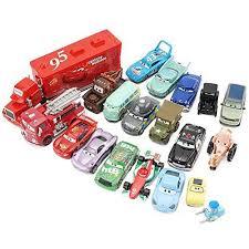 Buy Disney Disney Pixar <b>Cars</b> 2 3 Lightning McQueen Set Jackson ...